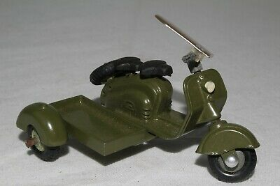 LOT MOTO SIDE CAR PLASTIQUE LAMBRETTA  ZIX