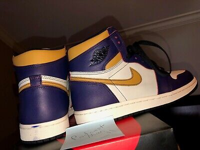 $319.99 • Buy Air Jordan 1 High Og La To Chicago Defiant Size 8.5 Authentic