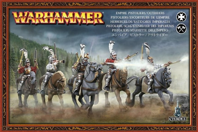 Warhammer Age Of Sigmar Pistoliers / Outriders Sprues • 9.99£