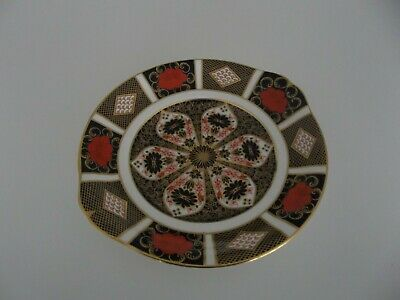 Royal Crown Derby Old Imari Butter Plate • 34£