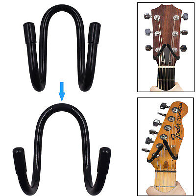 $ CDN8.03 • Buy Guitar Hanger Wall Mount Holder Stand For Voilin, Acoustic & Electric Guitars