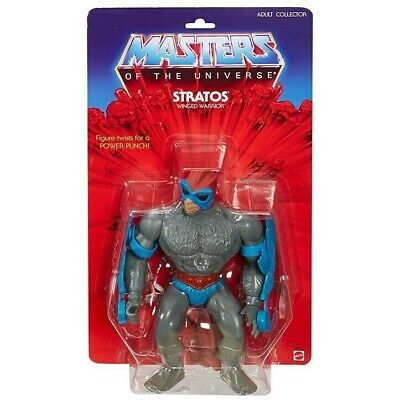 $39.99 • Buy Masters Of The Universe GIANT STRATOS 12  Figure Matty Collector MOTU CBP81