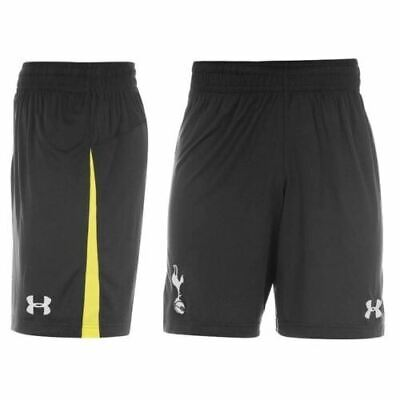 Boy's Under Armour Tottenham Hotspur FC Football Kit Shorts Sz: YXS 5-7 Years • 6.99£