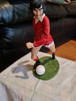 George Best Resin Figure • 4.20£