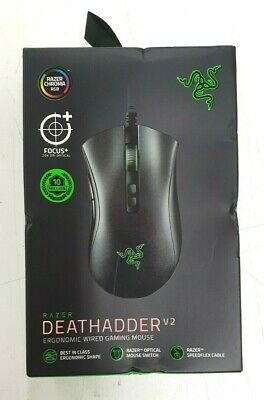 AU95 • Buy Razer DeathAdder V2 Ergonomic Gaming Mouse