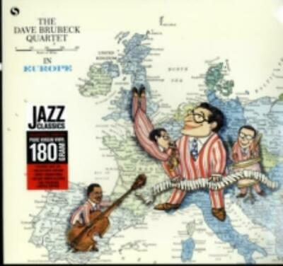 DAVE BRUBECK QUARTET: IN EUROPE -HQ/REMAST/LTD [LP Vinyl] • 15.69£