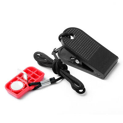 AU16.93 • Buy Safety Switch Magnetic Start Key Insert Lock For Johnson Treadmill Spare Parts