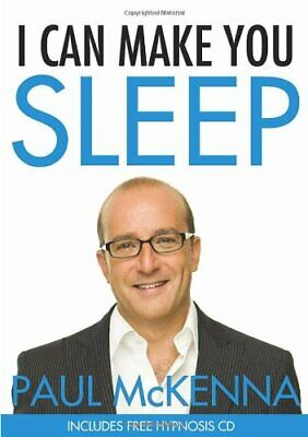 I Can Make You Sleep By McKenna  New 9780593055380 Fast Free Shipping.. • 11.26£