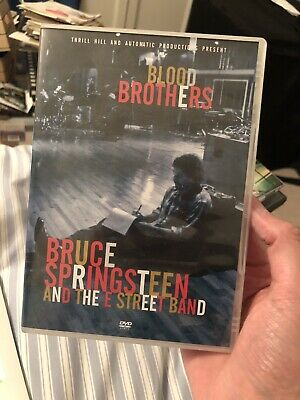 Bruce Springsteen & The E Street Band - Blood Brothers DVD • 4.99£