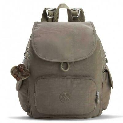 Kipling City Pack S Brown T20424/ Backpacks Unisex Brown , Backpacks Kipling • 64.99£