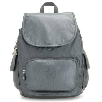 Kipling City Pack S Grey T38130/ Backpacks Unisex Grey , Backpacks Kipling • 59.99£