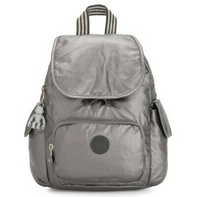 Kipling City Pack Mini Grey T81840/ Backpacks Unisex Grey , Backpacks Kipling • 62.49£