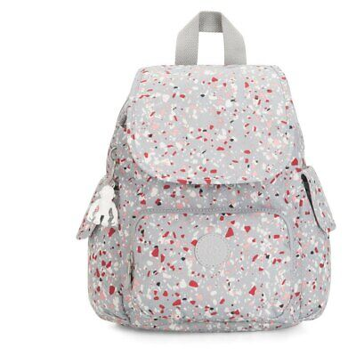 Kipling City Pack Mini Grey T81841/ Backpacks Unisex Grey , Backpacks Kipling • 58.99£
