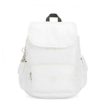 Kipling City Pack S White T82467/ Backpacks Unisex White , Backpacks Kipling • 80.99£