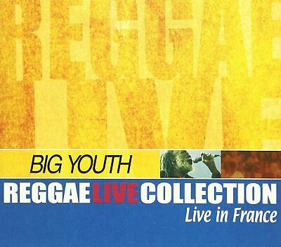 Big Youth - Live In France Cd • 6.89£