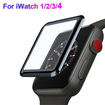 $ CDN10 • Buy Screen Protector Smart Watch Film 3D Curved Edge For Apple Watch Series 1 2 3 4