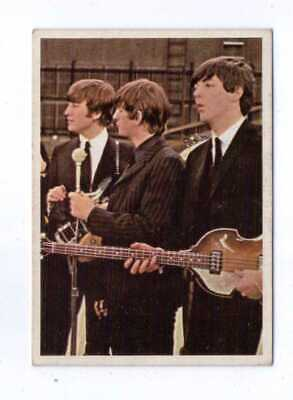 $0.99 • Buy 1964 Topps Beatles Color Cards #60 Ex