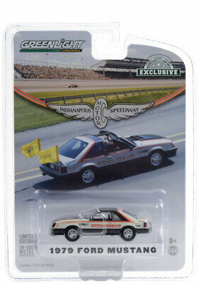 $12.45 • Buy Greenlight 30166 63rd Annual Indianapolis 500 Pace Car 1979 Ford Mustang Presale