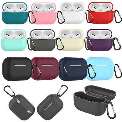 $ CDN5.01 • Buy Silicone Wireless Charging Case Housing Shell Cover For AirPods Pro / 3 BS