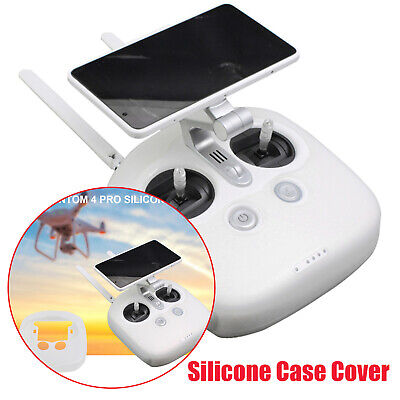 AU18.48 • Buy For DJI Phantom 4 Pro Remote Control Case Silicone Cover Accessories Parts NEW