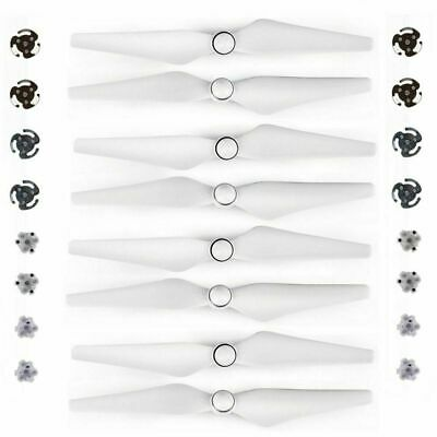 AU30.90 • Buy 8pcs Replacement Propellers For DJI Phantom 4 PRO Drone Quick Release Blades