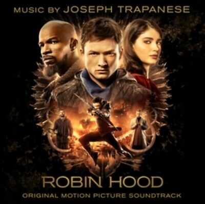 ID3z - Joseph Trapanese - Robin Hood Original - CD - New • 16.48£