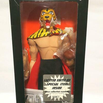 $149 • Buy Real Action Heroes Tiger Mask Figure Medicom Toy Limited Edition Special Item