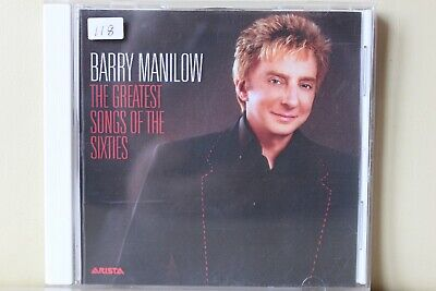 Barry Manilow - The Greatest Songs Of The Sixties CD 1st Class FAST & FREE • 2.49£