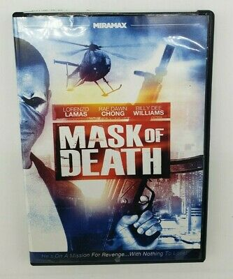 $10.99 • Buy Mask Of Death (DVD, 2011) Used