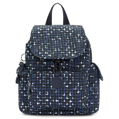 Kipling City Pack Mini Backpacks Suitcases And Bags Blue Unspecified • 61.99£