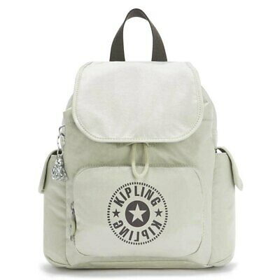 Kipling City Pack Mini Backpacks Suitcases And Bags White Unspecified • 77.49£