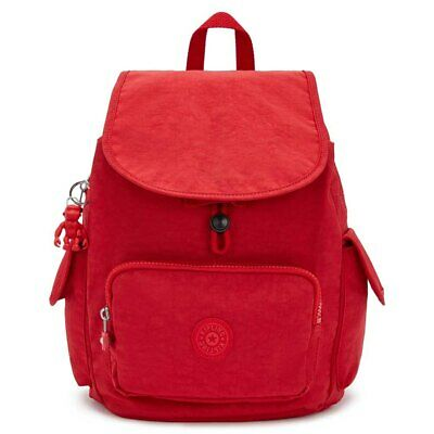 Kipling City Pack S Backpacks Suitcases And Bags Red Unspecified • 87.99£