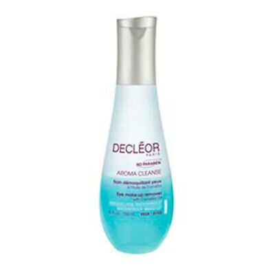 Decleor Aroma Cleanse Eye Make-up Remover 150ml Eyes Contour Cosmetic White,blue • 27.49£