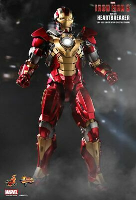 $ CDN361.84 • Buy 1/6 Hot Toys Mms212 Marvel Iron Man 3 Mk17 Mark Xvii Heartbreaker Action Figure
