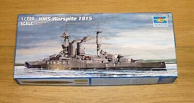 £28.99 • Buy Trumpeter 1/700 Scale HMS Warspite 1915 Ship Kit (5780)