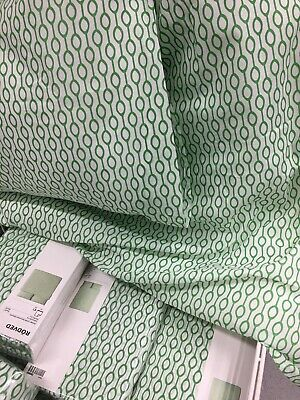 Ikea Rodved Double Size Duvet Cover And 2 X Pillow Case 200 X 200cm Brand New • 19.99£
