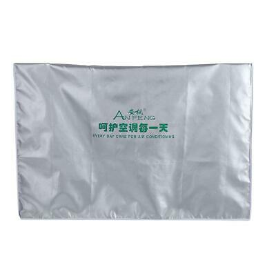 AU29.57 • Buy Outdoor Air Conditioner Cover Anti-Dust Anti-Snow Waterproof Sunproof Case