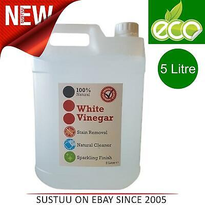 £12.98 • Buy Wilsons Bulk White Vinegar 5-10% Acidity│For Stain Removal/Natural Home Cleaning