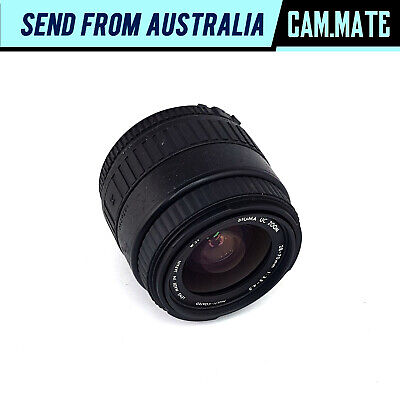 Sigma 28-70mm F/3.5-4.5 UC Zoom Lens For Nikon Multi-coated Made In Japan S4045 • 70.89£