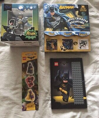 £15 • Buy Bundle Of Batman Toys New With Tags