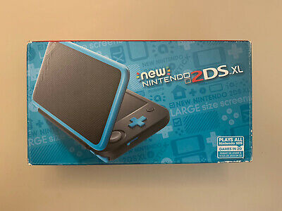 $ CDN200 • Buy Nintendo 2DS XL Handheld System - Black & Turquoise With Factory Charger