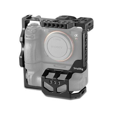 $ CDN171.75 • Buy SmallRig Camera Cage For Sony A7RIII, A7M3 And A7III With VG-C3EM Vertical Grip