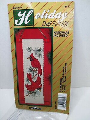 Cardinals Bell Pull  Counted Cross Stitch Kit Sealed • 10.45£