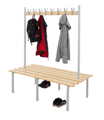 £180.99 • Buy BiGDUG Changing Room Cloakroom Benches | Gym Swimming Pool Leisure Benches