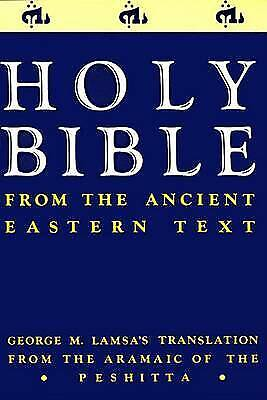Holy Bible, Lamsa,  Paperback • 23.36£