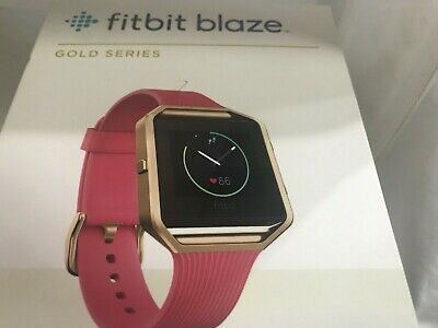$ CDN52.63 • Buy Fitbit Blaze Smart Fitness Watch Activity Tracker For Repair Or Parts