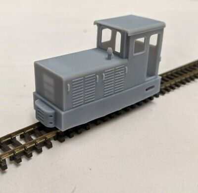 OO9 009 Diesel Shunter Body For KATO 103 And 109 • 20£