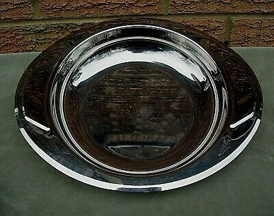£18 • Buy Vintage Zepter Dish / Tray Stainless Steel 18/10 Large Oval Deep Made In Italy