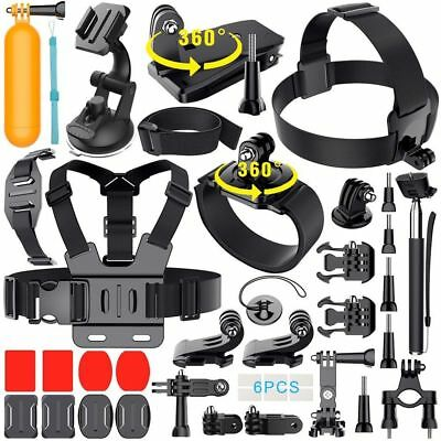 $ CDN25.36 • Buy Monopod Floating Mount Accessories Kit For GoPro Hero 8 7 6 5 4 3 2Sports Camera
