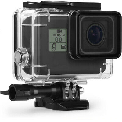 $ CDN19.52 • Buy GoPro Waterproof Housing Case For GoPro Hero 7 6 5 Protective Shell With Bracket